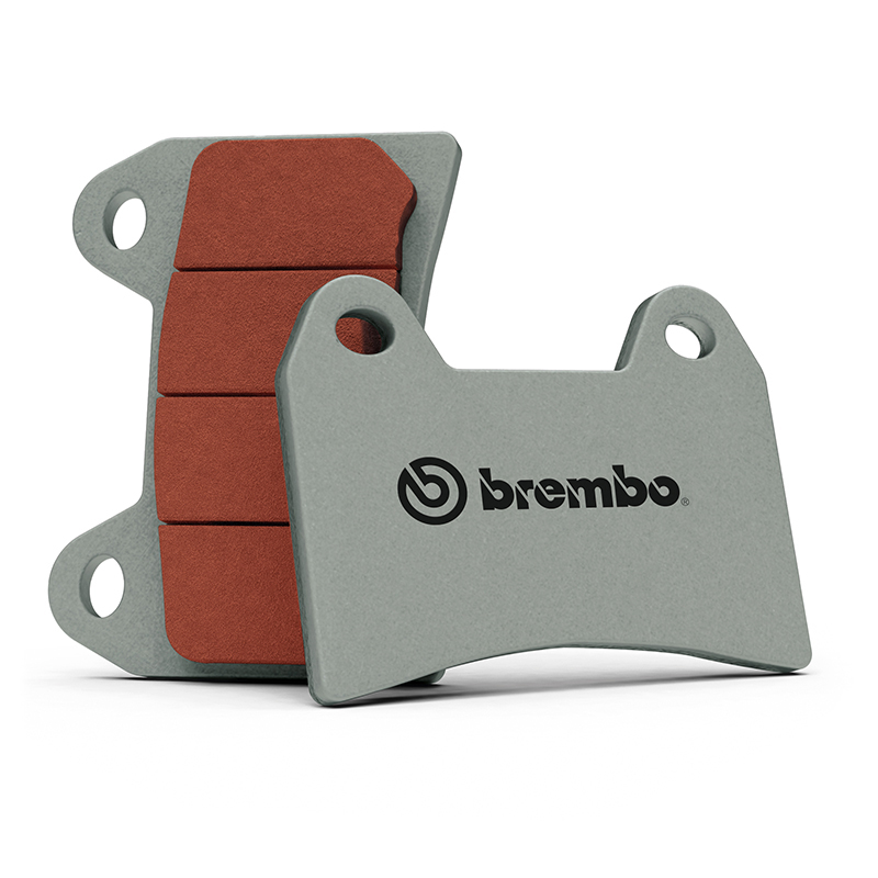 Brembo Sintered Race Pads Ducati 848 EVO: Front