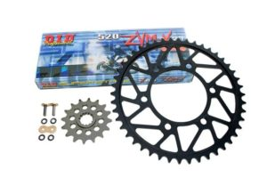 DID 525 ZVM-X Chain and Sprocket Kit BMW S1000RR/S1000R 12+